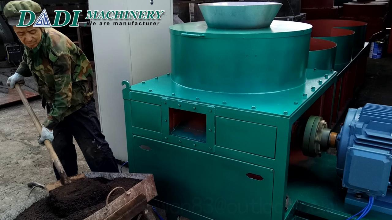 KHL-400-2 Ring Die Organic Fertilizer Granulator Machine